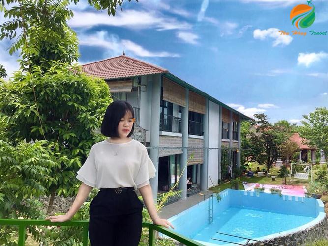 Villas nguyên căn Ba Vì Nature Lodge