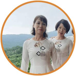 Cô Tuất - Chủ nhiệm câu lạc bộ Yoga tại Hà Nội