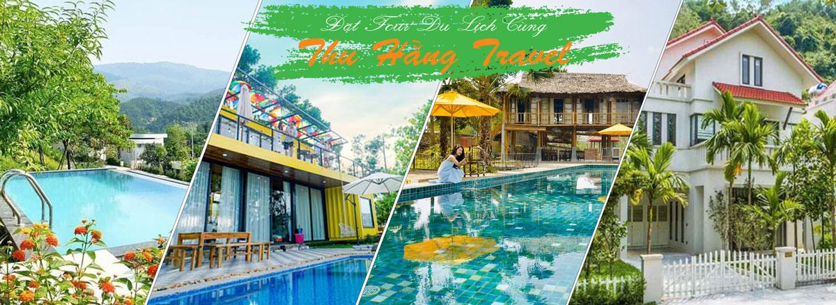 Du lịch Resort Ba Vì cùng Thu Hằng Travel