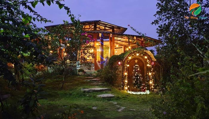 homestay fefe garden