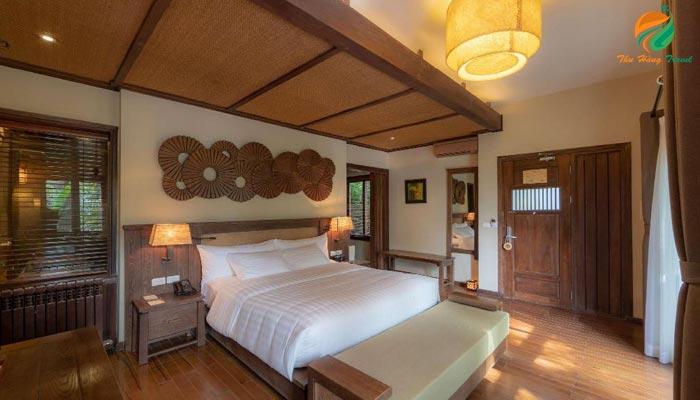 Không gian phòng nghỉ Melia resort