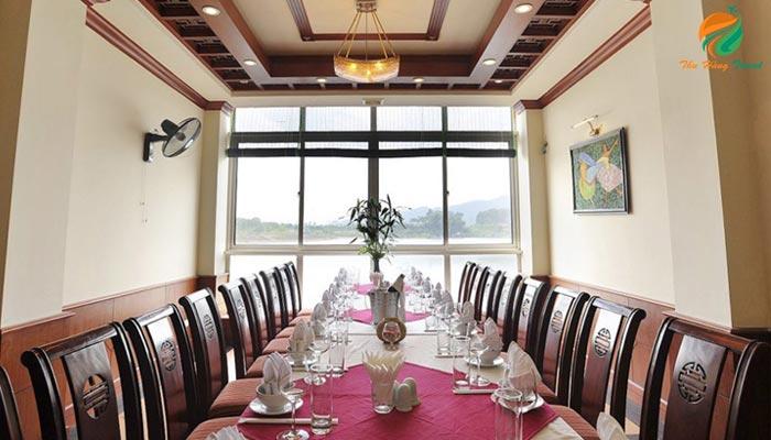 Nhà hàng Tản Đà Ba Vì