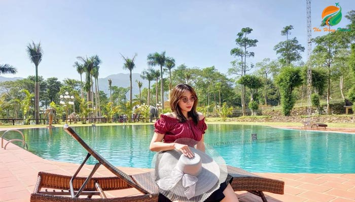 Paragon Resort ba vi