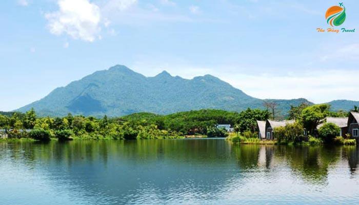 Tản đà Resort Ba Vì