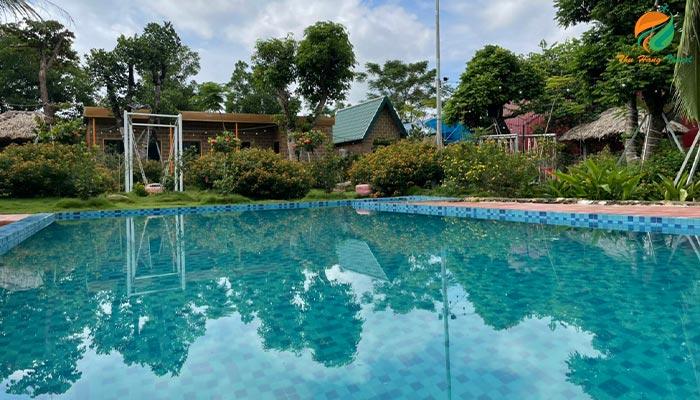 Bể bơi ở Rafe
