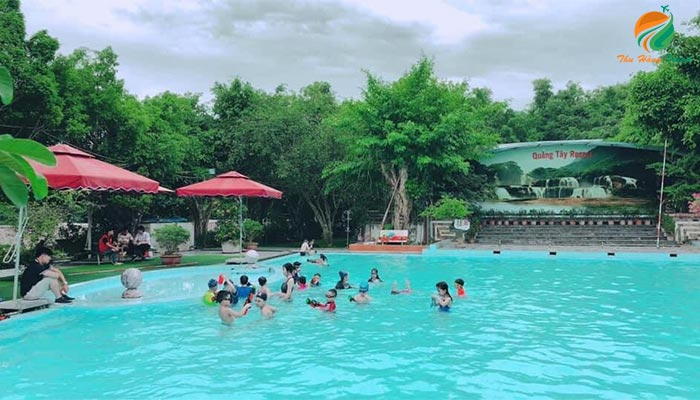 Bể bơi Quảng Tây Resrot