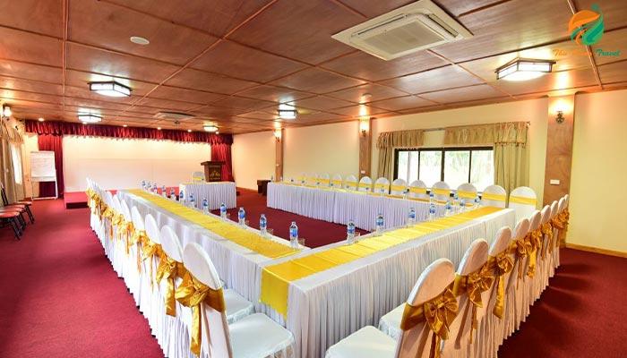 Hội trường tổ chức sự kiện tại Paragon Ba Vì