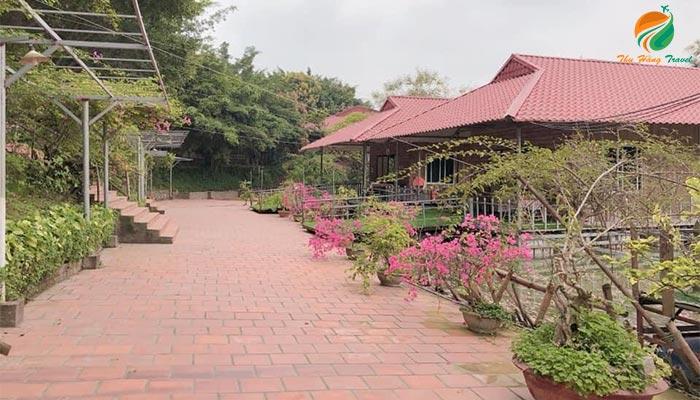 Khung cảnh Quảng Tây Resort
