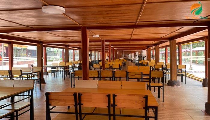 Nhà hàng Paragon resort