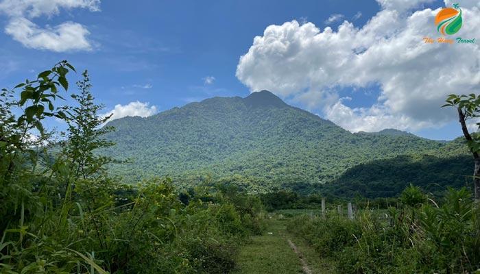 Núi Ba vì