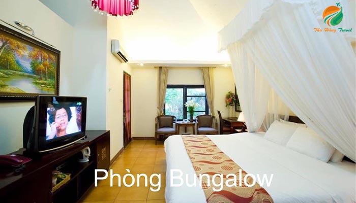Phòng bungalow khu du lịch