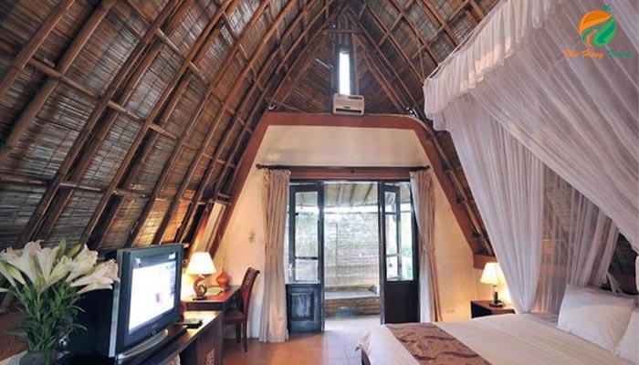 Phòng Lạc Việt ở Tản Đà