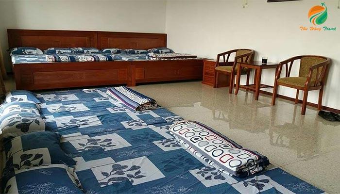 Phòng tập thể tại Family Resort