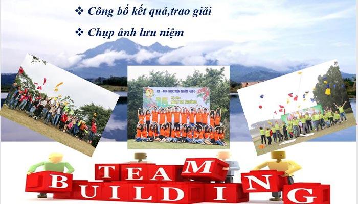 Tổng kết Teambuilding
