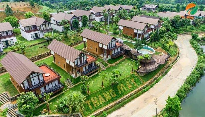 Thang Mây Village