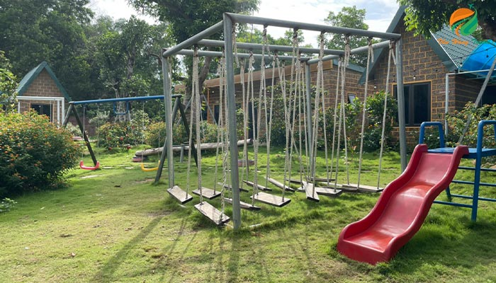 khu vui chơi ở Rafe Garden