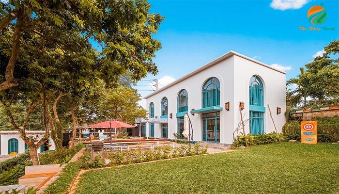 Topaz Villa - địa điểm cho thuê Villas ở Ba Vì