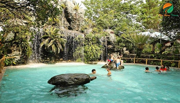 Giá vé du lịch Ba Vì - khu du lịch Long Việt