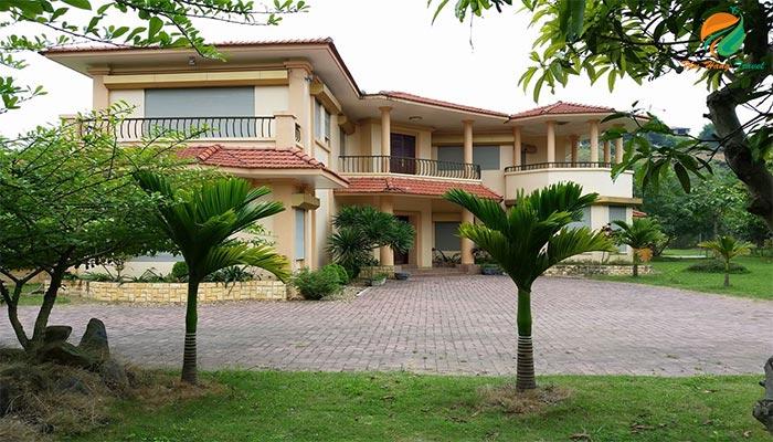 Khu cho thuê Villa ở Ba Vì