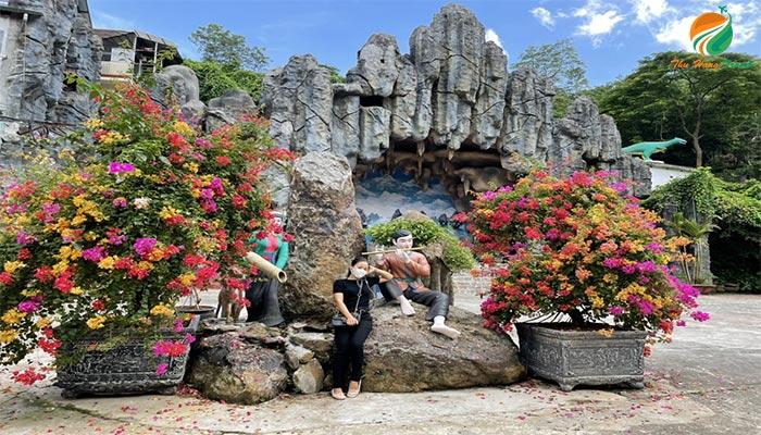 Khoang Xanh Suối Tiên - địa điểm tổ chức team building gần Hà Nội