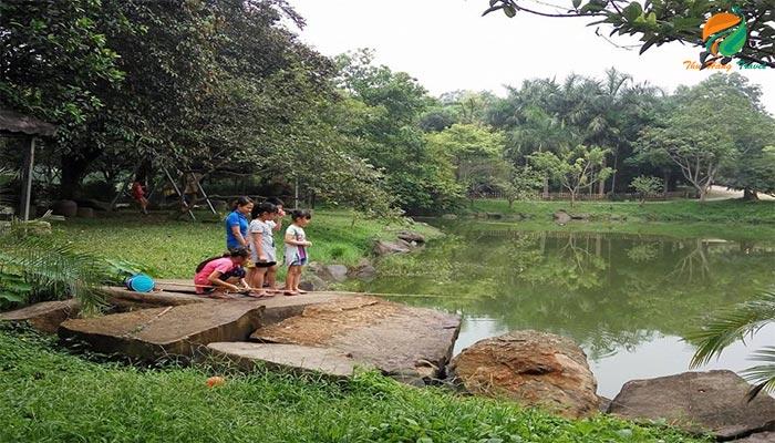 Vui chơi thả ga tại Family Resort