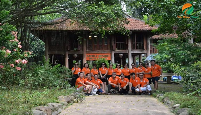 Khu du lịch Family Resort