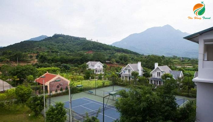 Family resort Ba Vì