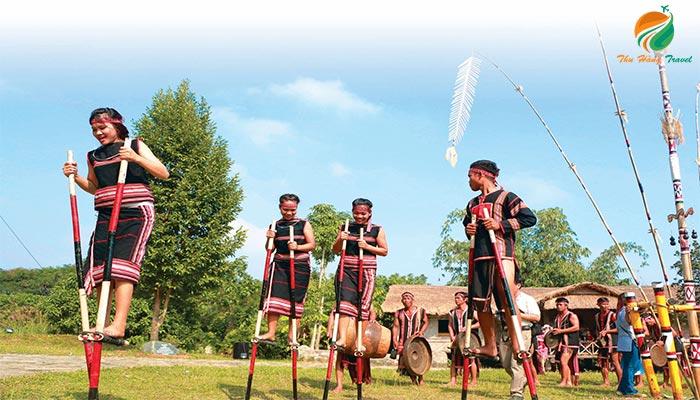 Giá vé tham quan làng văn hóa du lịch các dân tộc Việt Nam