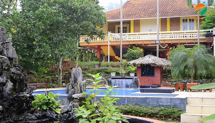 Biệt thự villa ở Mít Hilltop