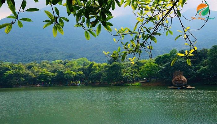 Một góc Medi Thiên Sơn