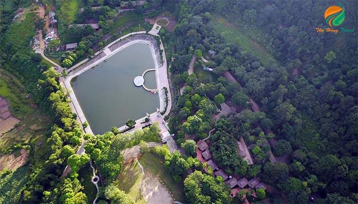Paragon Resort - địa điểm tổ chức team building gần Hà Nội