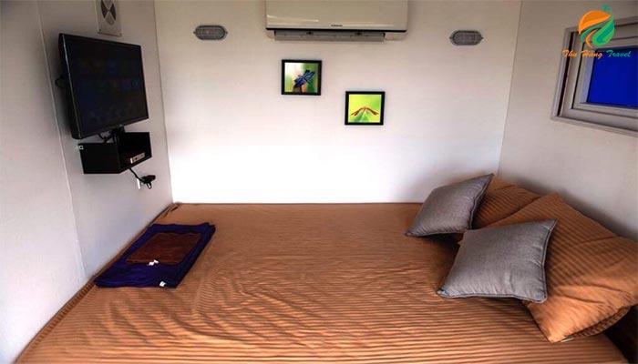 Phòng homestay Mit Hilltop dành cho 2 người ở Ba Vì