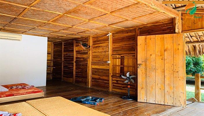 Phòng homestay ở Thung Lũng Bản Xôi