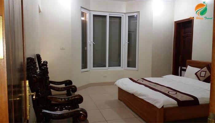 Phòng villa ở Family Resort
