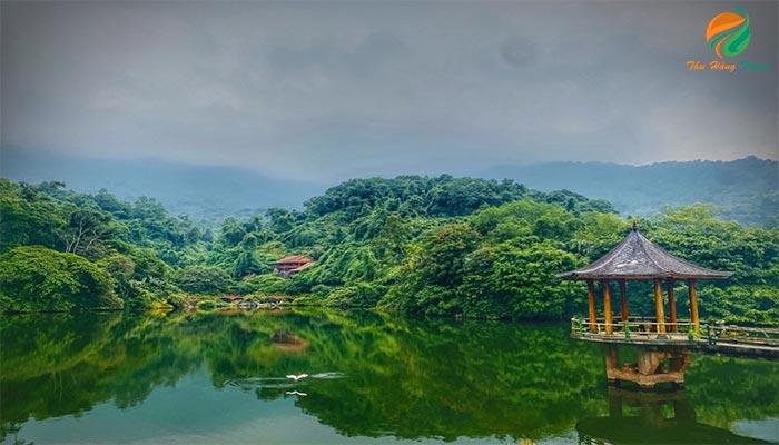 Thiên Sơn Suối Ngà - địa điểm tổ chức team building gần Hà Nội