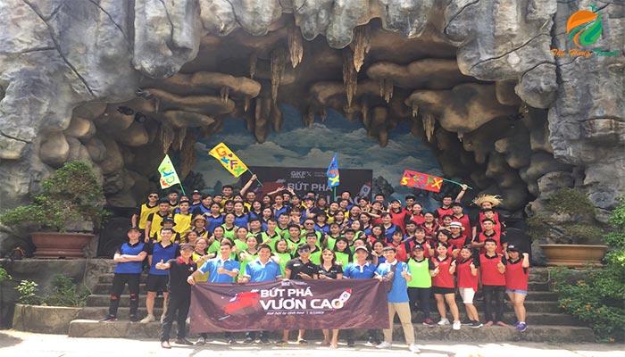 Thu Hằng Travel đơn vị tổ chức team building hàng đầu Ba Vì