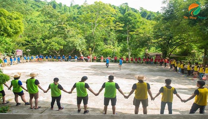 Team Building tại Thiên Sơn Suối Ngà