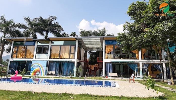 Villa nguyên căn tại Sunny Homestay