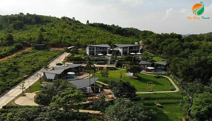 Villa giá rẻ ở Ba Vì luôn thu hút du khách