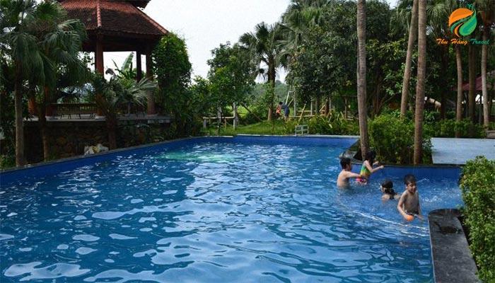 Family Resort là một trong những resot nghỉ dưỡng gần Hà Nội