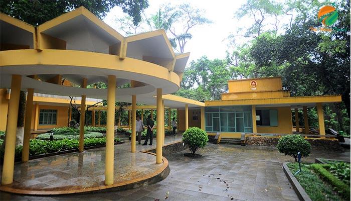Khu du lịch K9 là địa điểm học tập tham quan
