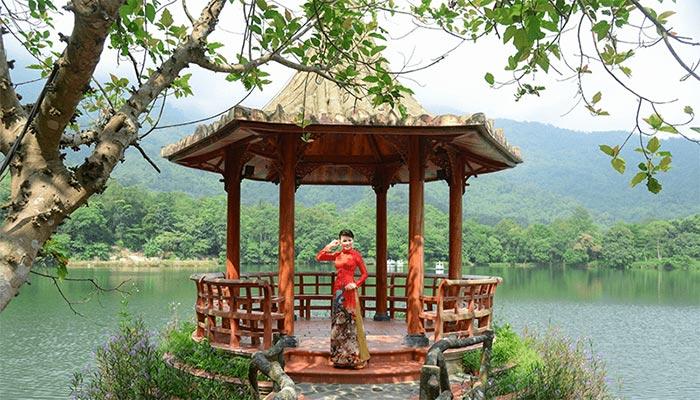 Medi Thiên Sơn địa điểm check in lý tưởng ở Ba Vì