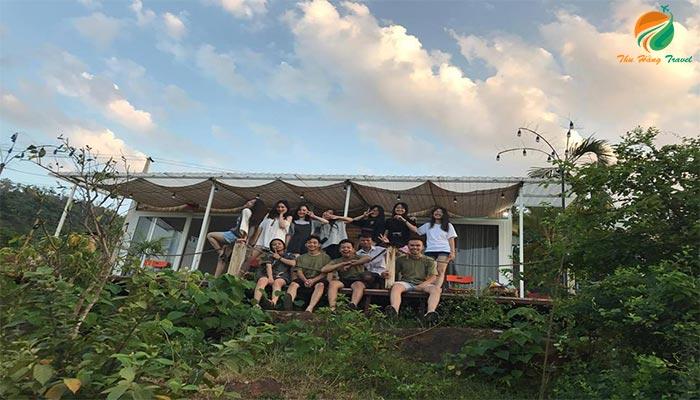 Khu homestay Mit Hilltop ngay gần Hà Nội
