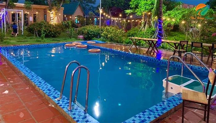 Homestay Rafe Garden địa điểm nghỉ ngơi lý tưởng trong tour du lịch ba vì