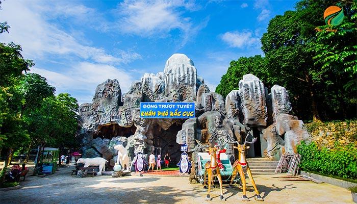 Khu du lịch Khoang Xanh Suối Tiên địa điểm du lịch cho ngày cuối tuần
