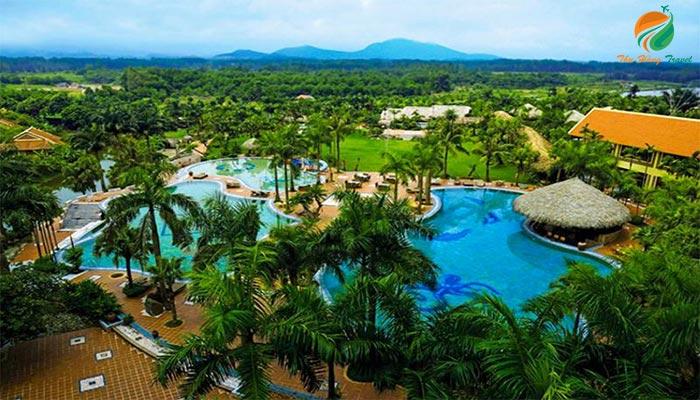 Asean Resort - khu nghỉ dưỡng 4 sao gần Hà Nội