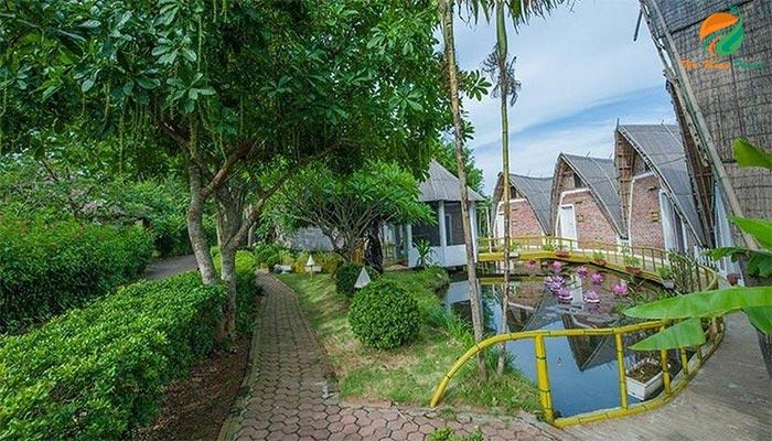 Resort gần Hà Nội điểm đến cho mọi du khách