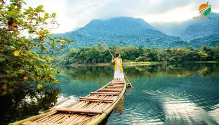 Medi Thiên Sơn - địa điểm du lịch Ba Vì không thể bỏ qua