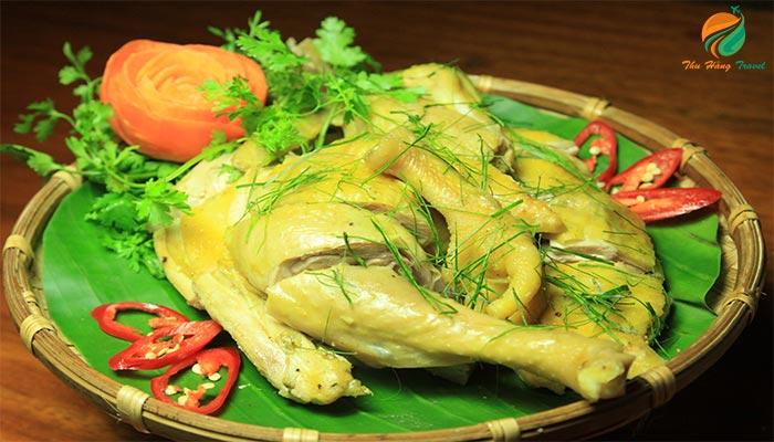 Gà đồi món ăn đặc sản ở Ba Vì