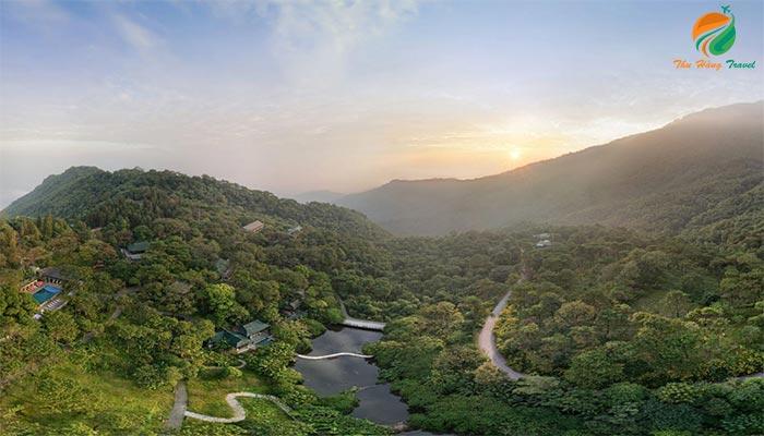 Một góc rừng quốc gia Ba Vì